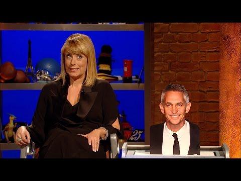 Faye Ripley on football pundits  Room 101: Series 4 Episode 2 P  BBC One