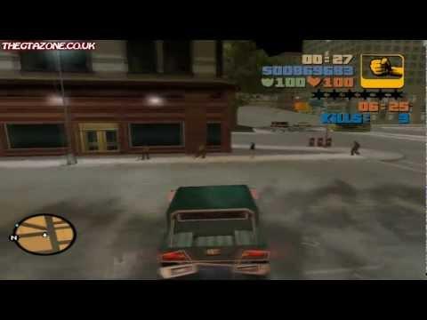 Grand Theft Auto 3 - Mission #63 - Espresso-2-Go!