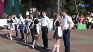 Выпускной бал   2015 в городе Волковыске