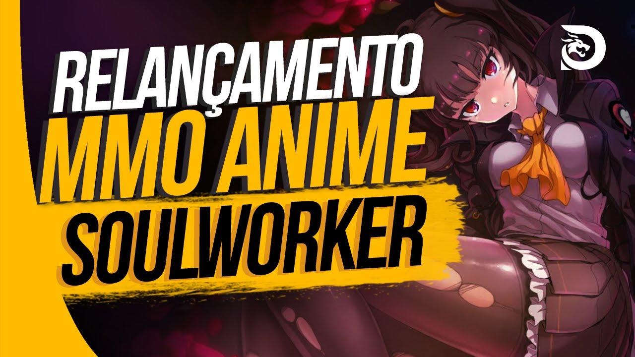 Relançamento de SOULWORKER em MAIO! MMORPG de ANIME na STEAM está de volta!