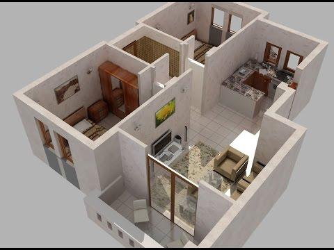 Интерьер 2 х комнатной квартиры 45 кв м в современном