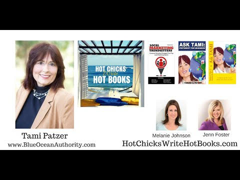 Publishing & Marketing Books for Business with Tami Patzer