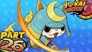 Yo-Kai Watch 2 Bony Spirits and Fleshy Souls - Part 26 - The Legendary Shogunyan
