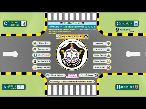 How to Check and Pay Traffic E-Challan Status Online and Violation images