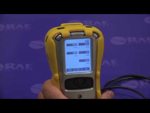 MultiRAE Training - Datalog Download | Honeywell Safety