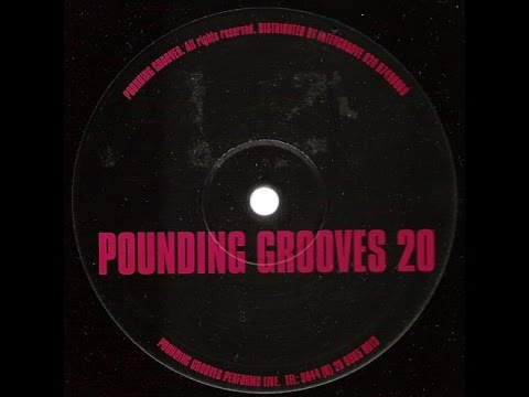 Pounding Grooves - Untitled ( Pounding Grooves 20 - A1 )