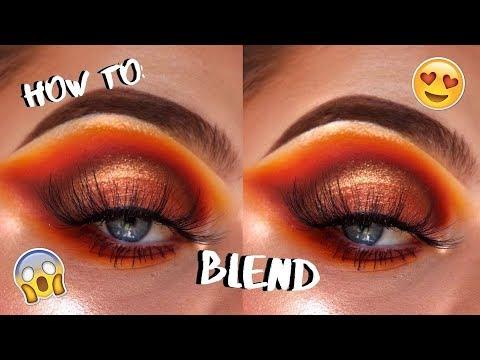 How to Blend Eyeshadow | Tutorial