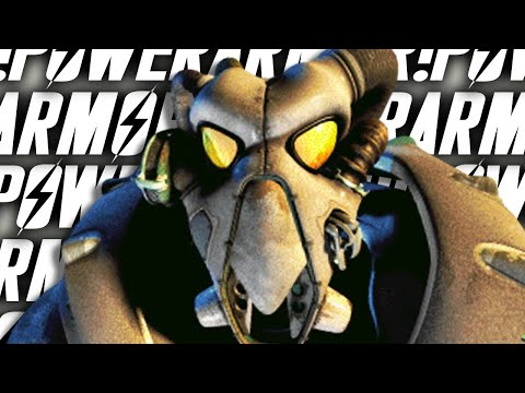 Fallout Lore: Power Armor