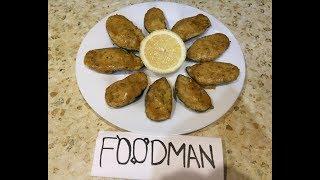 Запечённые мидии: рецепт от Foodman.club