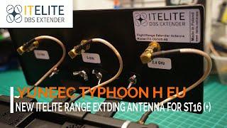 #NEW# ITELITE ANTENNA SYSTEM YUNEEC ST16+ PLUS. RANGE EXTENDING.