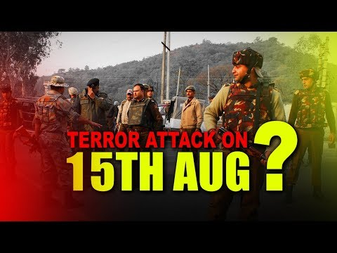Delhi on high alert after intel warns of terror attacks by JeM  on Independence Day 2018