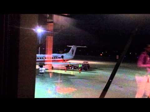 My Trip to Vietnam 2013 - AEX Airport