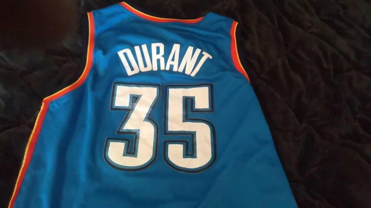 buy online f0c44 b78e1 **jennynfljerseys.com** Replica Adidas Swingman Jersey (Kevin Durant,  Oklahoma City Thunder #35)