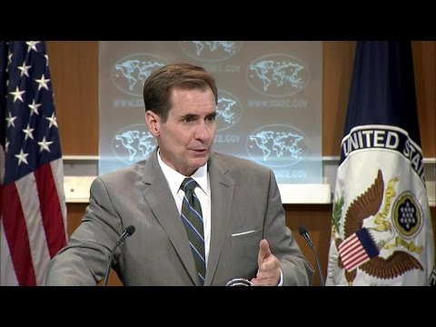 Daily Press Briefing - June 23, 2016