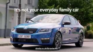 Прикольная вирусная реклама Skoda Octavia vRS.(Новое лицо автомобиля направлено в будущее. В точных линиях и гармоничных пропорциях Octavia - черты самых..., 2014-02-21T07:19:54.000Z)