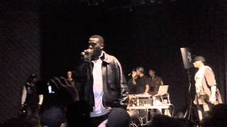 GZA Performs 50 Cent Diss