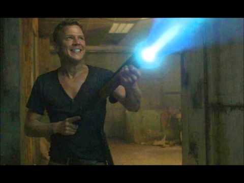 Chris Egan in Dominion Season 2