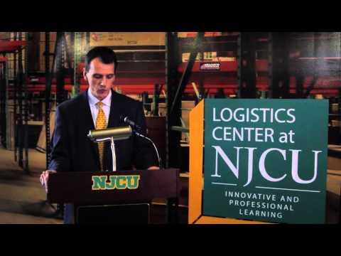 NJCU Logistics Promo Video