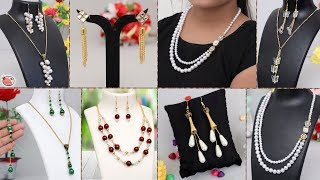 7 Handmade Jewelry Making !!! Necklace, Earrings
