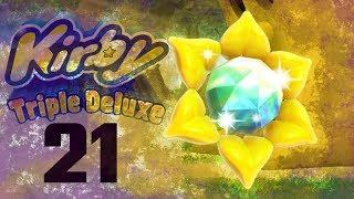 【100% Sun Stones!】Kirby Triple Deluxe BLIND - Ep21