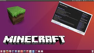 Minecraft installieren Ubuntu 16.04LTS GERMAN//HD