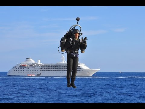 JetPack Aviation JB10 Principality of Monaco Flight #2 iPhone6S