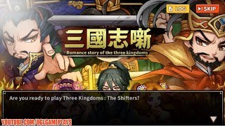 Three Kingdoms : The Shifters
