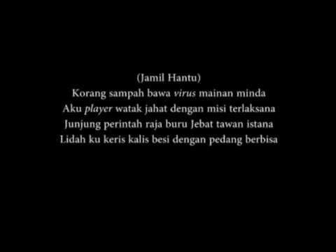 Jamil Hantu - Seru feat. B Hard & Amir Meludah