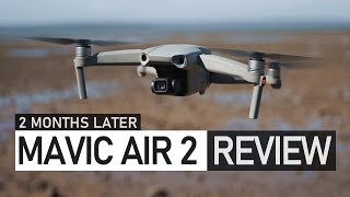 Mavic Air 2 In-Depth Review - 2 Months Later | DansTube.TV