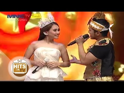 Ayu Ting Ting Mahesya & Yogie KDI - Kuch Kuch Hota Hai [Ratu Dendang Dangdut 3 Februari 2016]