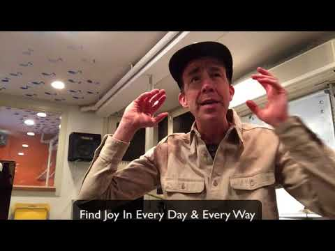 Brooklyn Music Factory Core Value #3:  Find Joy In Every Day & Every Way