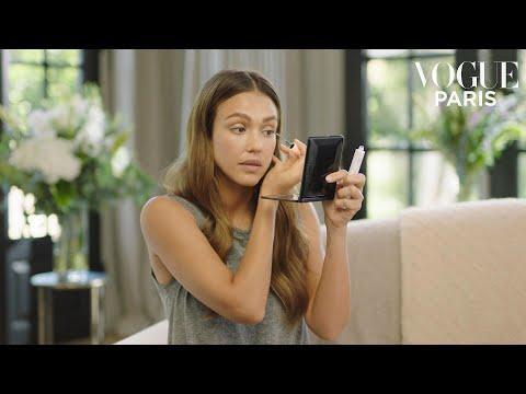 How to get Jessica Alba's no makeup makeup look | My Beauty Tips | Vogue Paris