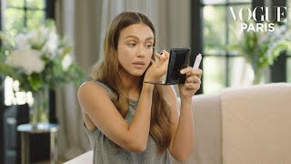 How to get Jessica Alba's no makeup makeup look | My Beauty Tips | Vogue Paris