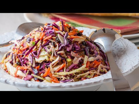 Best Gourmet Cabbage Salad Recipe