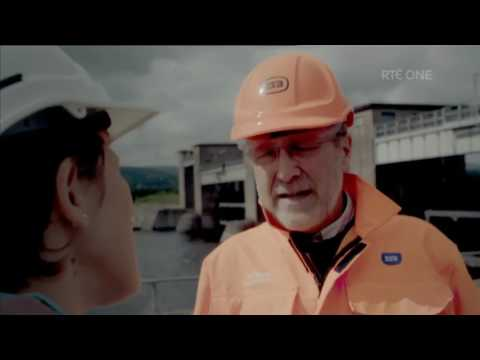 Building Ireland: Shannon Hydroelectric Dam | Documentary