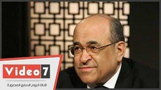 """بالفيديو..مصطفى الفقى:""""بح صوتى"""" لتحويل دخول العائلة المقدسة مصر لمزار سياحى عالمى"""