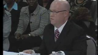 COP Hearing: Coping with the Foreclosure Crisis in Prince Georges County, Maryland