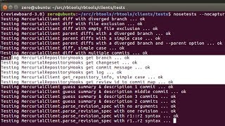 Graham Seaman - Demo 3: RBTools Repository Hooks and SVN Commit Guessing