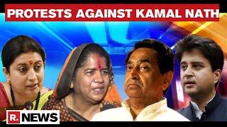 Kamal Nath Faces Severe Nationwide Backlash Over Sexist Remarks Against BJP's Imarti Devi