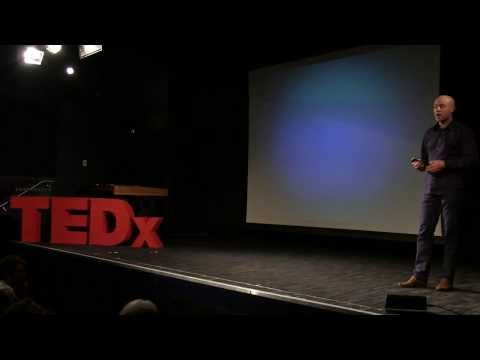Young and in trouble, walking in their shoes: George Turner at TEDxSquareMile2013