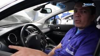 MDB - Peugeot 3008 com falha no sistema ABS, na transmissão automática e outras avarias