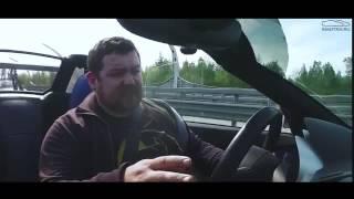 Тест драйв BMW Z4M Le Mans