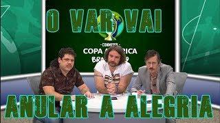 FALHA DE COBERTURA #182: Brasil -2 x 0 Venezuela