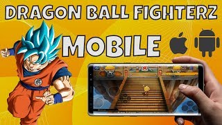Dragon Ball FighterZ Android & iOS - Mobile Gameplay!