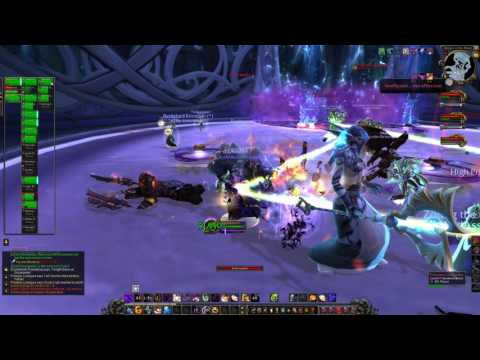 WoW Legion | Tomb of Sargeras - Sisters of the Moon! | Shadow Priest
