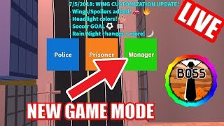 NEW GAME MODE Coming to JAILBREAK!!! | UPDATE SOON!!! | Roblox Jailbreak Live