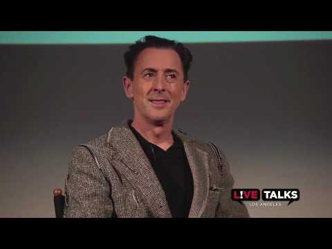 Alan Cumming in conversation with Sam Rubin at Live Talks Los Angeles