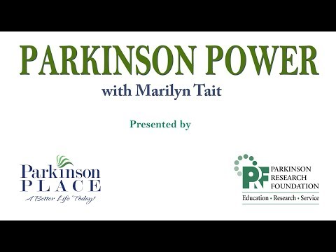 Parkinson Power: Lighten Up, Laugh & Love Yourself