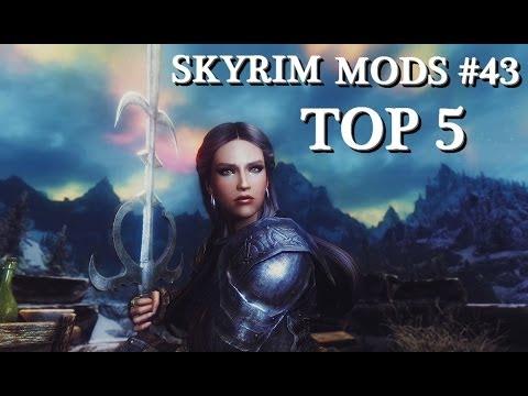 SKYRIM MODS # 43 HD [FR] : TOP 5 Lames à deux mains poster