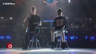 Repeat youtube video Seven Years - Bamboo And Sarah G on ASAP